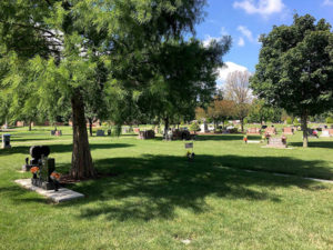 About Our Cemetery