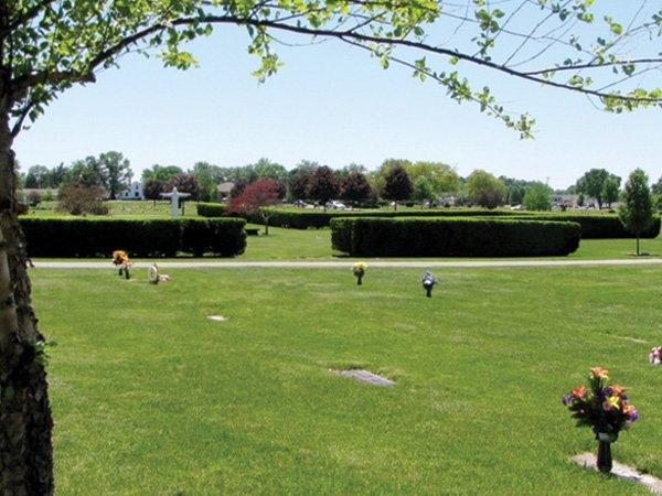 Cemetery Indiana