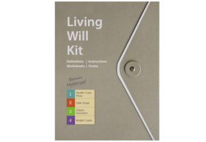Living Will Kit Sidebar