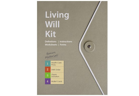 Living Will Kit Sidebar